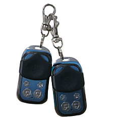 2 pcs wireless remote control remoto de metal mais longe suporte 150 metros