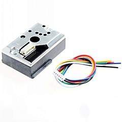 お買い得  センサー-audino /ラズベリーパイのための鋭いgp2y1010au0f DIY PM2.5ダストセンサーgp2y1010f