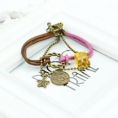 preiswerte Armbänder-Armbänder (Strass/Vergoldet Vintage/Niedlich/Party/Büro/Freizeit