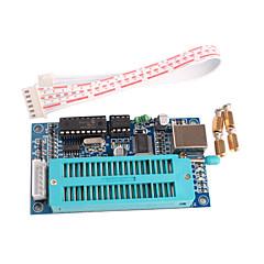 お買い得  アクセサリー-マイクロコントローラを開発するためのUSB自動プログラミングとPICのK150プログラマ