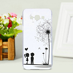 voordelige Galaxy A5 Hoesjes / covers-geverfd pc-hoesje voor galaxy a8 / a7 / a5 / a3 melkweg een serie koffers / covers