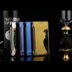 のために Samsung Galaxy ケース ミラー / フリップ / クリア ケース フルボディー ケース ソリッドカラー PC Samsung A8 / A7 / A5