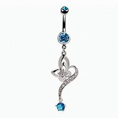 Dames Lichaamssieraden Navelringen Kostuum juwelen Legering Sieraden Voor Dagelijks Causaal