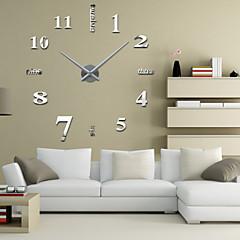 Modern/Contemporan Altele Ceas de perete,Rotund Altele 42.5*15.5*9.5 Interior Ceas