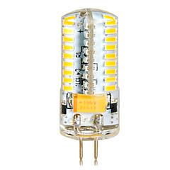זול נורות LED-YWXLIGHT® 1pc 6.5 W 650 lm G4 נורות תירס לד T 72 LED חרוזים SMD 3014 לבן חם / לבן קר 12 V / 24 V / חלק 1 / RoHs