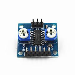 2 x 5 W pam8406 digitális erősítő fórumon w / térfogat poti sztereó zajszintű erősítő