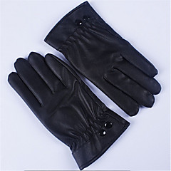 billige -BOODUN/SIDEBIKE® Aktivitets- / Sportshandsker Cykelhandsker Fugtpermeabilitet Åndbart Stødsikker Reducerer gnavesår Fuld Finger Læder