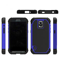 tanie Galaxy S4 Mini Etui / Pokrowce-Na Samsung Galaxy Etui Odporne na wstrząsy Kılıf Etui na tył Kılıf Geometryczny wzór PC Samsung S5 Mini / S5 Active / S4 Mini / S3 Mini