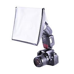 flash de estudio universales softbox difusor LumiQuest softbox iii ajuste para Canon Nikon Sony sigma fujifilm Flash Speedlight