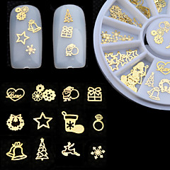 1pcs Nail Art Decoration tekojalokivi Pearls meikki Kosmeettiset Nail Art Design