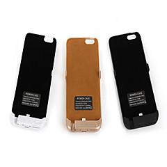 voordelige iPhone-hoesjes-3000mAhpower bank externe batterij Meerdere uitgangen Inclusief standaard Batterijhoesjes voor iPhone 3000 1000Meerdere uitgangen