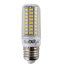 preiswerte LED-Birnen-4.5W E14 / E26/E27 LED Mais-Birnen T 72 SMD 5730 1700 lm Warmes Weiß / Kühles Weiß Dekorativ AC 220-240 / AC 110-130 V 1 Stück