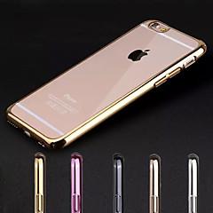Käyttötarkoitus iPhone X iPhone 8 iPhone 7 iPhone 7 Plus iPhone 6 iPhone 6 Plus kotelot kuoret Pinnoitus Läpinäkyvä Takakuori Etui