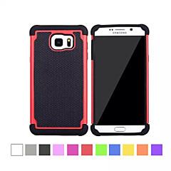 Недорогие Чехлы и кейсы для Galaxy Note 5-DE JI Кейс для Назначение SSamsung Galaxy Samsung Galaxy Note Защита от удара Кейс на заднюю панель Геометрический рисунок ПК для Note 5 / Note 4 / Note 3