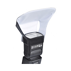 universelle portable Flash Softbox Diffusor Tasche Bouncer xtlb für Canon Nikon Sony Olymp blinkt