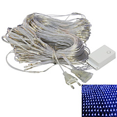 preiswerte LED Lichtstreifen-JIAWEN® 2 M 192 LED Diode Warmweiß / Weiß / RGB / Blau Verbindbar 8 W Leuchtgirlanden AC220 V