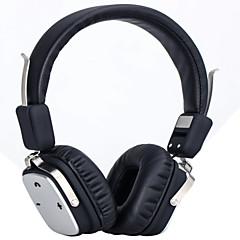 お買い得  ヘッドセット、ヘッドホン-耳に ワイヤレス ヘッドホン プラスチック 携帯電話 イヤホン ボリュームコントロール付き / マイク付き / ノイズアイソレーション ヘッドセット