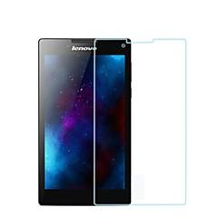 お買い得  タブレット用スクリーンプロテクター-スクリーンプロテクター Lenovo のために Lenovo Tab 2 A7-30 強化ガラス 1枚 ハイディフィニション(HD)
