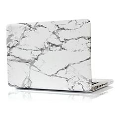 """hesapli MacBook Aksesuarları-1 mermer dokusu durumda kapak + klavye kapağı + macbook için toz fiş 3 yeni 13.3 pro """"/15.4"""""""