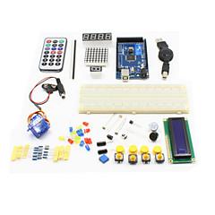 お買い得  ソーラー・コントローラー-Arduinoのためのメガ2560 R3の基本的なスターターキット