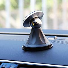 halpa Telineet ja jalustat-Auto Kansainvälinen Matkapuhelin mount seistä haltija 360° kierto Magneettinen Kansainvälinen Matkapuhelin Muovi Metalli Haltija
