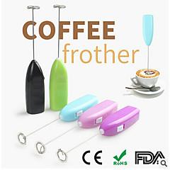 Háztartási elektromos kávé kávéhabosítóval Bubbler a lé keverő tojás verő elektromos keverő tejhabosítót