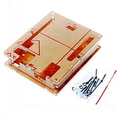 esetében burkolat átlátszó akril doboz világos fedezetet Arduino Uno R3 fórumon R3
