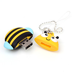 desen animat albină USB Flash 16GB animal unitate