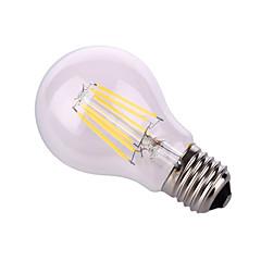 お買い得  LED 電球-12W E26/E27 LEDボール型電球 A60(A19) 6 COB 1020 lm 温白色 / ナチュラルホワイト 装飾用 交流220から240 / AC 110-130 V 1個