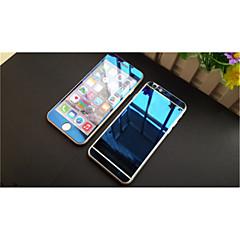 Недорогие Защитные пленки для iPhone 6s / 6 Plus-Защитная плёнка для экрана для Apple Закаленное стекло 1 ед. Защитная пленка для экрана и задней панели Уровень защиты 9H / Взрывозащищенный