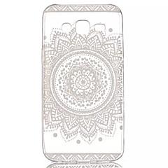 お買い得  Samsung その他の機種用ケース/カバー-ケース 用途 Samsung Galaxy Samsung Galaxy ケース クリア パターン バックカバー フラワー TPU のために J5