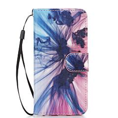 Для Кейс для iPhone 6 Кейс для iPhone 6 Plus Чехлы панели Кошелек Бумажник для карт со стендом Флип С узором Магнитный Чехол Кейс для