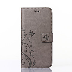 tanie Etui do iPhone-Kılıf Na Apple iPhone X iPhone 8 Etui iPhone 5 iPhone 6 iPhone 6 Plus iPhone 7 Plus iPhone 7 Etui na karty Portfel Z podpórką Flip Wzór