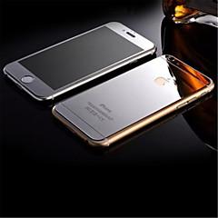 hd έκρηξη απόδειξη γυαλί μπροστά επιμετάλλωση& προστατευτικό πίσω για το iphone 6s / 6