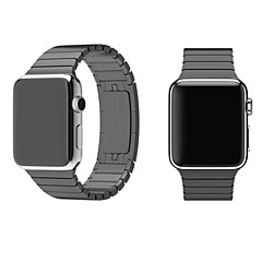 abordables Accesorios para Apple-Ver Banda para Apple Watch Series 4/3/2/1 Apple Hebilla de la mariposa Metal / Acero Inoxidable Correa de Muñeca
