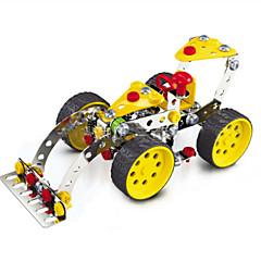 Puzzle 3D Puzzle Puzzle Metal Încăcătoare Compacte pe Șenile Jucarii Mașină 3D 146 Bucăți