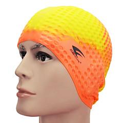 للجنسين قبعات الغطس مقاوم للماء السيليكون بزة الغوص قبعات-سباحة غوص
