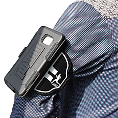 Для Кейс для iPhone 5 Кошелек / Бумажник для карт / со стендом / Флип / С узором Кейс для С ремешком на руку Кейс для Панорама города