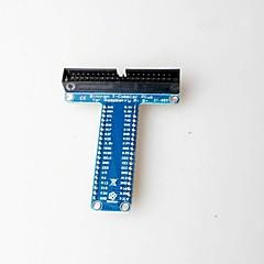 お買い得  マザーボード-トン・ラズベリーパイGPIO拡張ボード世代世代のb B + 2専用の2 * 20Pの40ピン