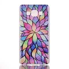 Voor Samsung Galaxy hoesje Patroon hoesje Achterkantje hoesje Geometrisch patroon PC Samsung A7(2016) / A5(2016) / A3(2016) / A5 / A3