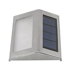 abordables Aplique para Exterior-1 pieza Luces solares LED Solar Impermeable / Recargable
