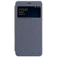 Mert Mi tok Betekintő ablakkal / Flip Case Teljes védelem Case Csillámpor Kemény Műbőr Xiaomi