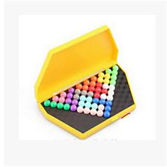 de ontwikkeling van de kinderen de intelligentie magie kralen piramide speelgoedkist