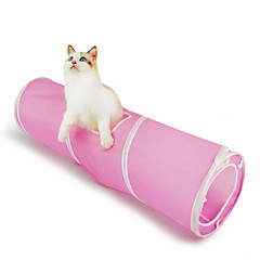 tanie -Kot Zabawka dla kota Zabawki dla zwierząt Tuby i tunele Składany/a Dla zwierząt domowych