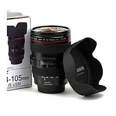 Canon lens fincan Sevgililer Günü hediyeleri yaratıcı mercek hediye fincan altıncı nesil