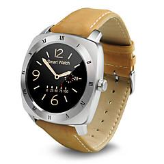 abordables Más Popular-dm88 reloj inteligente, monitor de frecuencia cardíaca / rastreador de sueño / llamadas manos libres para teléfonos inteligentes iOS y