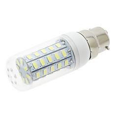 E14 G9 GU10 B22 E12 E26 E26/E27 LED-maissilamput T 48 ledit SMD 5730 Lämmin valkoinen Kylmä valkoinen 600lm 3000-6500K AC 85-265V
