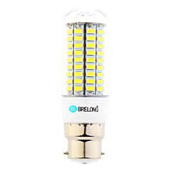 billige LED & Belysning-6W 550 lm B22 LED-kolbepærer T 99 leds SMD 5730 Varm hvid Kold hvid AC 220-240V