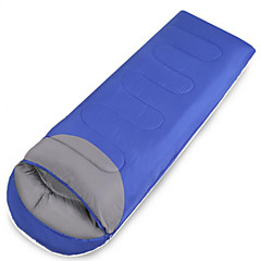 お買い得  キャンプ用寝袋/マット-寝袋 封筒型 シングル 幅150 x 長さ200cm 15 中空綿X80
