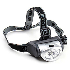 cheap -2 Headlamps LED 200lm 2 Mode Waterproof / Anglehead Camping / Hiking / Caving / Everyday Use / Hunting
